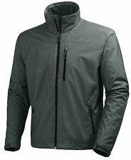 Helly Hansen Crew Midlayer Fleece Lined Waterproof Jacket 30253/899 Rock NEW