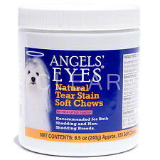 ANGELS EYES FOR DOGS CHICKEN NATURAL TEAR STAIN REMOVER ANGEL'S SOFT CHEWS
