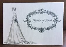 Sister Of The bride Card, Mother Of The Bride, Wedding Thank you  personalised