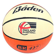 Baden Indoor/Outdoor Matchball Deluxe Rubber Replica Butyl Bladder Basketball