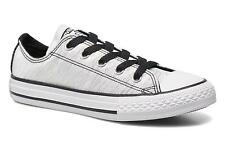 Kids's Converse Chuck Taylor All Star Ox Low rise Trainers in White
