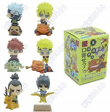 Petit Chara Land Naruto 2.5in. mini figure summon monsters 6 types with box B