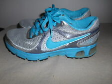 Nike Air Max Run Lite 2 Turquoise Silver Gray Running Shoes Sneakers Size 8