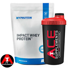 Myprotein My Protein Impact Whey Protein 2.5kg + Free Ace Shaker