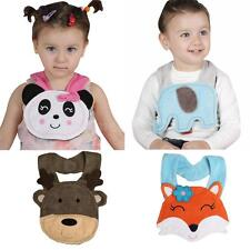 Cartoon Animal Baby Bibs Waterproof Lunch Bibs Infants Kids Saliva Towel F8L0