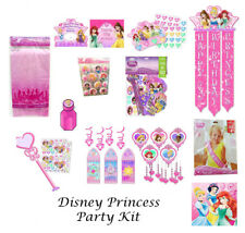 Disney Princess Kids Royal Dream Party Kit w/ Decorations, Favors, Supplies