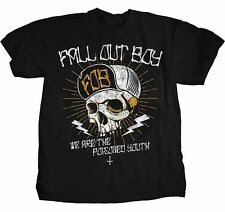 Fall Out Boy Poisoned Youth Skull T-Shirt SM, MD, LG, XL New