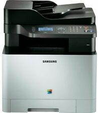 Samsung CLX-4195FN 4-In-1 Colour Multifunction Laser Printer Network Print, Fax