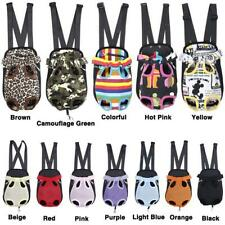 Pet Dog Cat Tote Carrier Puppy Backpack Chest Bag for Outdoor Travel Size S--XL