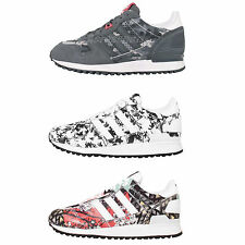 adidas Originals ZX 700 W Print Womens Retro Classic Running Shoes Pick 1