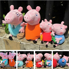 Peppa Pig Family Stuffed Soft Toy Doll George Mummy Daddy Baby Xmas Gift