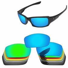 PapaViva Polarized Replacement Lenses For-Oakley Fives Squared Multi-Options