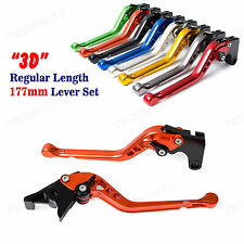 3D CNC Adjustable Long Brake & Clutch levers for BMW R1200ST 05-08 R1200S 06-08