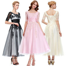 Women's Long Formal Evening Party Ball Gown Pageat Homecoming Party Maxi Dress
