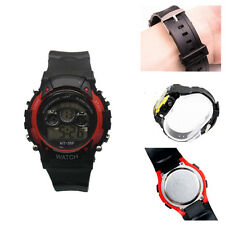 Watch Gift Date Sports LED Children Boys Alarm Watch Waterproof Kids Digital