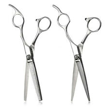 Shears Thinning Stainless Scissors Steel Hairdressing Hair New Cutting c