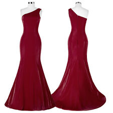 Wedding Formal Long Evening Gown Party Prom Bridesmaids Dress Maxi Cocktail Ball