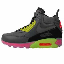 Nike Air Max 90 Sneakerboot Ice Grey Green Mens Outdoors Boots Shoes 684722-002