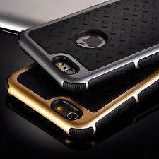 Luxury Rubber Bumper Silicone Gel Case Slim Cover for iPhone 6 6S Plus 5 5S SE