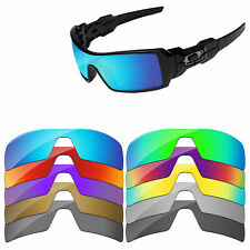 Polarized Replacement Lenses For-Oakley Oil Rig Sunglasses Multi - Options
