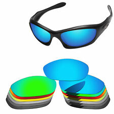 PapaViva Polarized Replacement Lenses For-Oakley Monster Dog Multi-Options