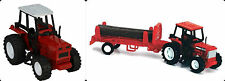 Country Life Farm Tractor 1:32 Scale Plastic Model 1ct Vintage Toy