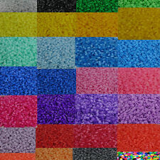 1000pcs Plastic Hama/Perler Beads for Great Kid Fun Puzzle Toy Multi-color 7FE