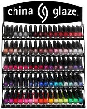 China Glaze Nail Polish Lacquer 0.5oz/15ml Full Size Part 1 Pick Any Color
