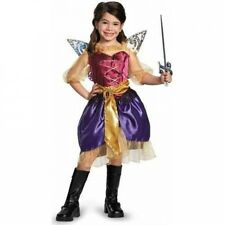 Tinker Bell and The Pirate Fairy Pirate Zarina Girls' Child Halloween Costume. D