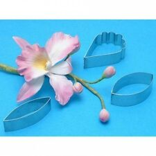 Petal Cutter Set 3 Pieces-Cattleya Orchid Flower. Shipping Included