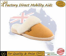 Ugg Australia Ladies Scuffs Scuff Slippers Shoes Excelllent Quality