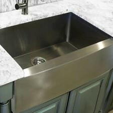 Stainless Steel 80cm Farmhouse Apron Sink. Shipping Included