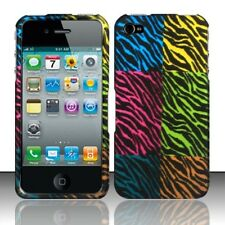 INSTEN Rubberized Pattern Design Hard Plastic Phone Case Cover for Apple iPhone