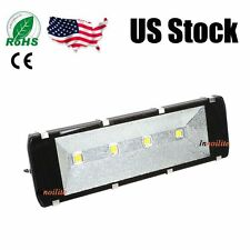 LED 400W Flood Light Lamp Outdoor Landscape Garden Waterproof Spot Lamp 4*100W
