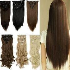 5 x Quality Snap Clips for Wig/Hair Extension Weft Metal U-Shape Pin 3Colors