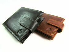 Premium Quality Leather RFID Protected Wallet Credit Card Holder Purse PrimeHide