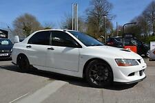 Mitsubishi Lancer Evo 8 RS very rare addition with only 41,000 miles