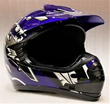 Motocross Helmet Kids, Youth, XS, S, M, L, XL, GREEN, Aust. Std, Dirt bike, quad