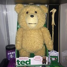 Talking Ted R Rated Unopened