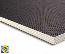 Anti-Slip Mesh Phenolic Birch Plywood Sheets 9mm Trailer Flooring Buffalo Board