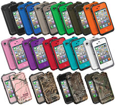 NEW (Open Box) Authentic OEM LifeProof Case for iPhone 4, 4s Choose your Color