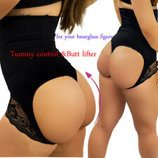 HOT Butt Lifter Enhancer Shaper Panty Women's Panties Shapewear Boy Shorts