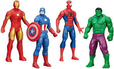 MARVEL AVENGERS 6inch Action Hero Figure IRON MAN HULK SPIDERMAN CAPTAIN AMERICA