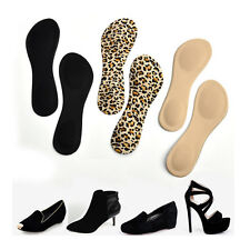 Heel Foot Feet Cushion/Pad 3/4 Insole Shoe Pad For Women Orthotic Arch Support