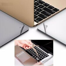 3M Sticker Decals Skin Soft Cover Case Body&Palm-Rest Protector fr Apple MacBook