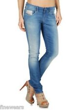 Womens Diesel Jeans  Grupee 069S Super Slim Skinny Ladies 27 & 31 New Authentic
