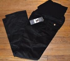 Oh Baby By Motherhood Bootcut Corduroy Pants Secret Fit Belly Pants Size Medium