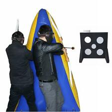 Fun Foam Archery Target Block & Air Inflatable Bunkers Paintball Hunting CS Game