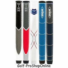 New Winn Jumbo Pistol Lite Putter Grip All Colors