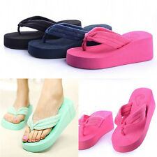 Fashion Towel Women Fashion Sandals Beach EVA Flip Flops Slippers Shoes 0061fdz